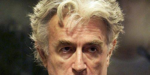 Karadzic boykottiert Völkermord-Prozess weiter