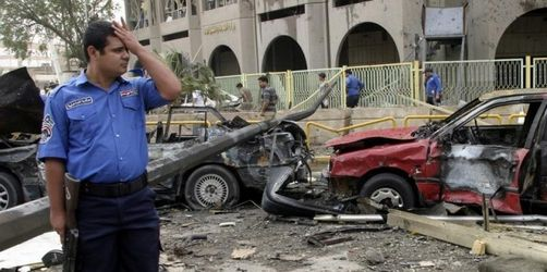 Begräbnisse wie am Fließband nach Terror in Bagdad