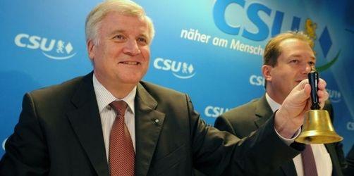 Seehofer bleibt bei CSU-Wahlanalyse ungeschoren