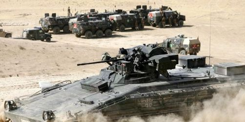Guttenberg peilt Rückzug aus Afghanistan ab 2010 an