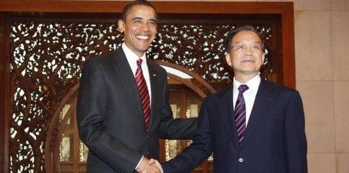 USA und China für «strategische Partnerschaft»