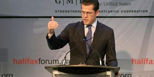 Guttenberg für enge Kooperation von NATO und UN