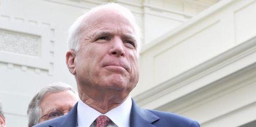 McCain wirft Obama Erfolglosigkeit vor