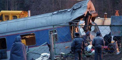 Viele Tote bei Terroranschlag auf russische Bahn