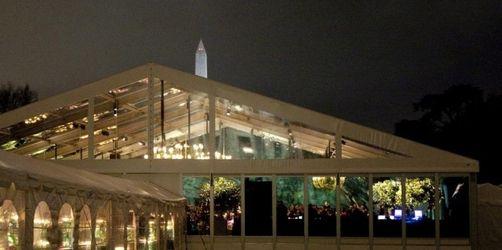 Peinliche Panne: Obama begrüßte ungeladene Gäste