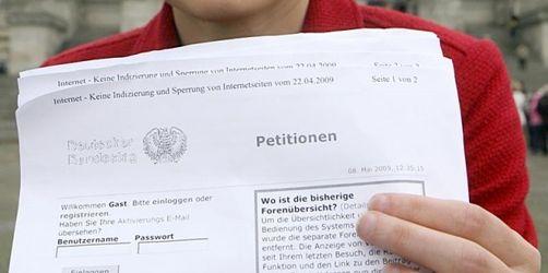 «Spiegel»: Köhler prüft Internet-Sperren-Gesetz