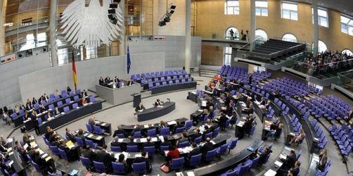 Bundestag will teure Bürobestellungen stoppen