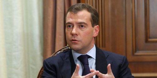 Moskau schlägt Westen Sicherheitsvertrag vor