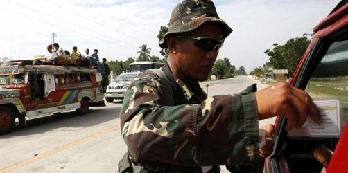 Ausnahmezustand nach Massaker auf Philippinen