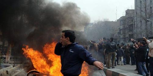 Verhaftungswelle nach blutigen Protesten im Iran
