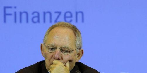 Defizit steigt auf fast 100 Milliarden Euro