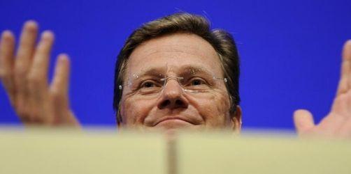 Westerwelle will «geistig-politische Wende» mit Union