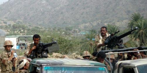 Polizei verhaftet im Jemen verletzte Terroristen