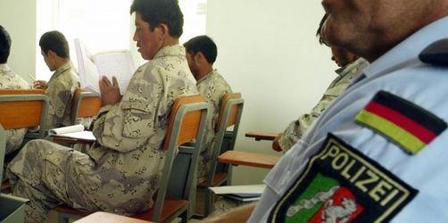 Afghanistan: Polizeiausbildung soll verstärkt werden