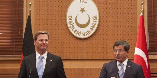 Westerwelle mahnt Türkei zu Reformen