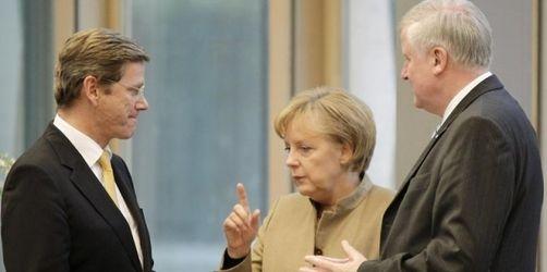 Merkel sieht gute Arbeit der Koalition