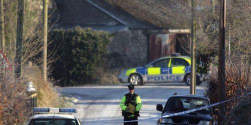Polizist bei Anschlag in Nordirland schwer verletzt