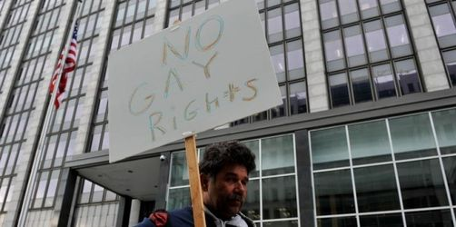 Homo-Ehe in Kalifornien wieder vor Gericht