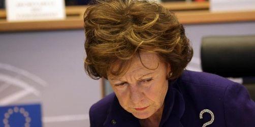 Anhörungen fortgesetzt: Kroes muss «nachsitzen»