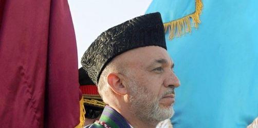 Neue Schlappe für Karsai bei Regierungsbildung