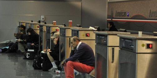 Sicherheitspanne an US-Flughafen