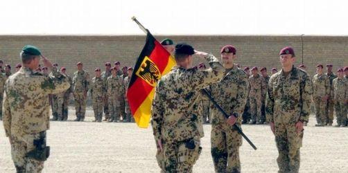 Bundeswehr-Kommandeur will Verstärkung für Kundus