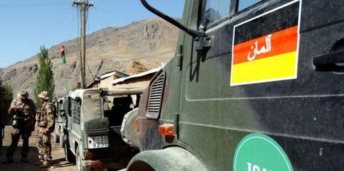 Polizei:Deutsche erschießen Zivilisten in Kundus
