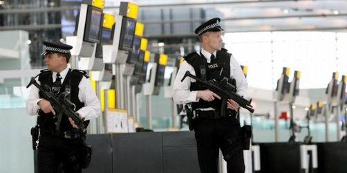 Großbritannien erhöht Terrorwarnstufe