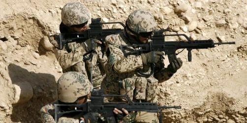 Berlin bietet Erhöhung des Afghanistan-Kontingents an