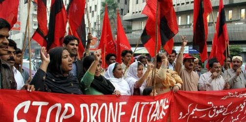 Zeitung: Verstärkte US-Drohnen-Angriffe in Pakistan