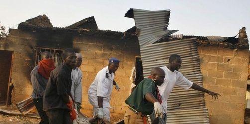 Berichte über weitere Massaker in Nigeria