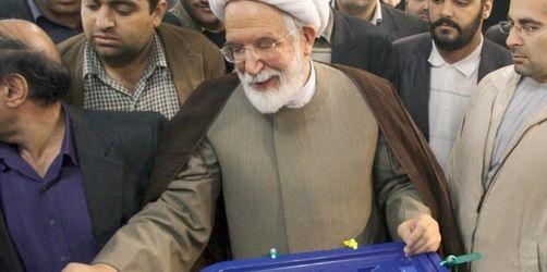 Oppositioneller erkennt Wahl Ahmadinedschads an