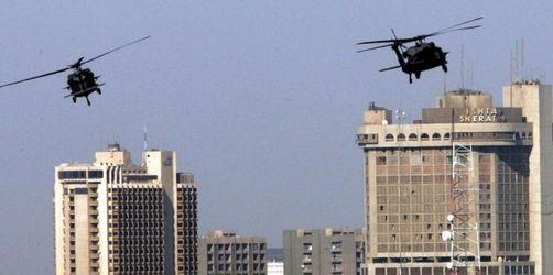 25 Tote bei Anschlägen gegen Hotels in Bagdad