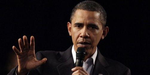 Obama spitzt Rotstift gegen Rekord-Schulden