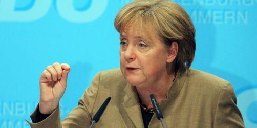 Merkel weist Westerwelle in die Schranken