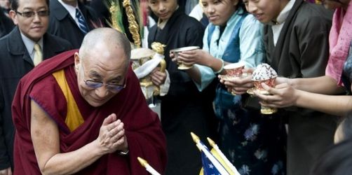Trotz Kritik: Obama empfängt Dalai Lama
