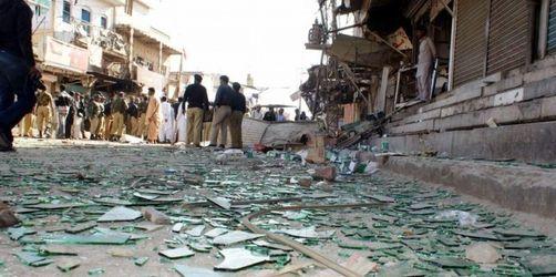 25 Tote bei Explosion in Terroristen-Zentrum