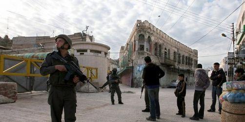 Ausgesprudelt: Besetzte Gebiete nicht Teil Israels