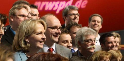 NRW-SPD startet Kampagne gegen Schwarz-Gelb