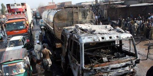 Fünf Zivilisten und vier ISAF-Soldaten getötet