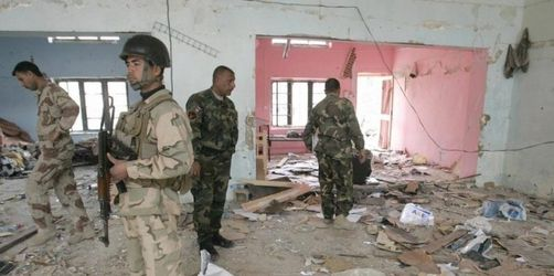 Blutbad vor Irak-Wahl: 35 Tote in Bakuba