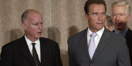 Brown will Gouverneur in Kalifornien werden