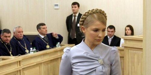 Regierungschefin Timoschenko in Ukraine abgewählt