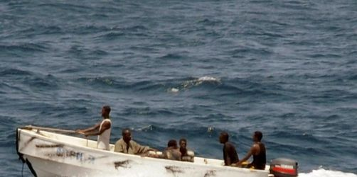 Saudischer Tanker im Golf von Aden gekapert