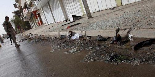 Schlechter Start für Irak-Wahl: 13 Tote