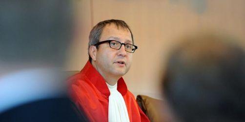 Voßkuhle wird Präsident des Verfassungsgerichts