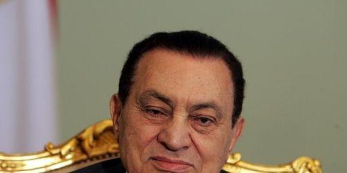 Ägyptens Präsident Mubarak in Heidelberg operiert