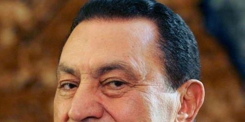 Ägyptens Präsident Mubarak nach Operation wohlauf