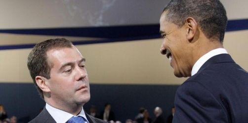 USA und Russland wollen atomar abrüsten