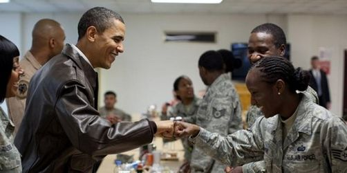 Raketenangriff auf US-Basis kurz nach Obama-Besuch